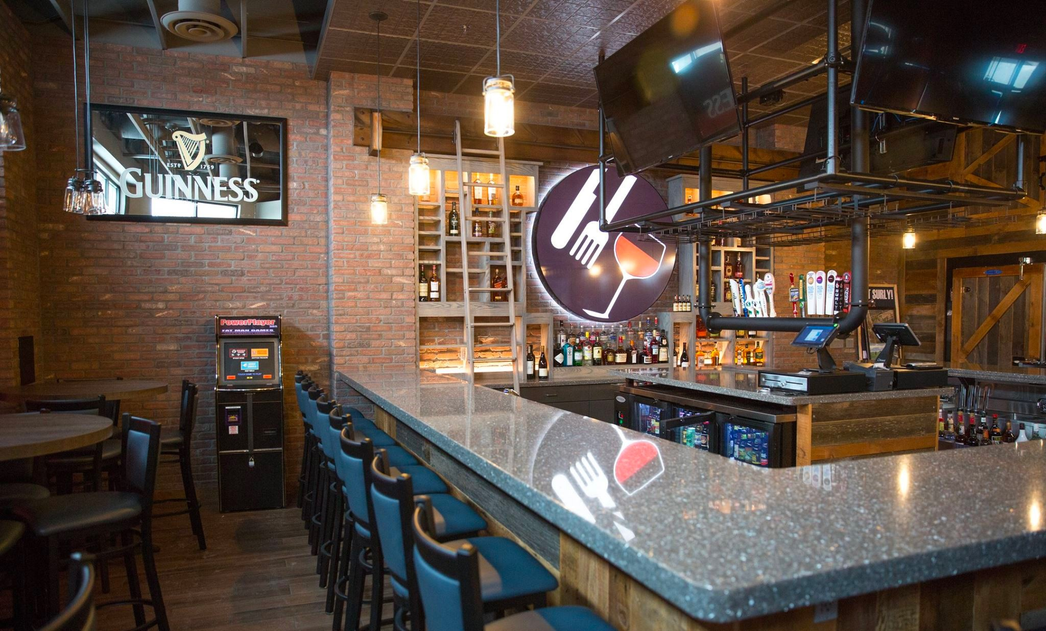 David Reays Modern Diner Tavern Onalaska Wisconsin