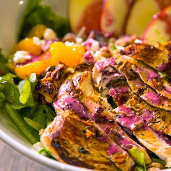 David Reay's - Sunburst Salad